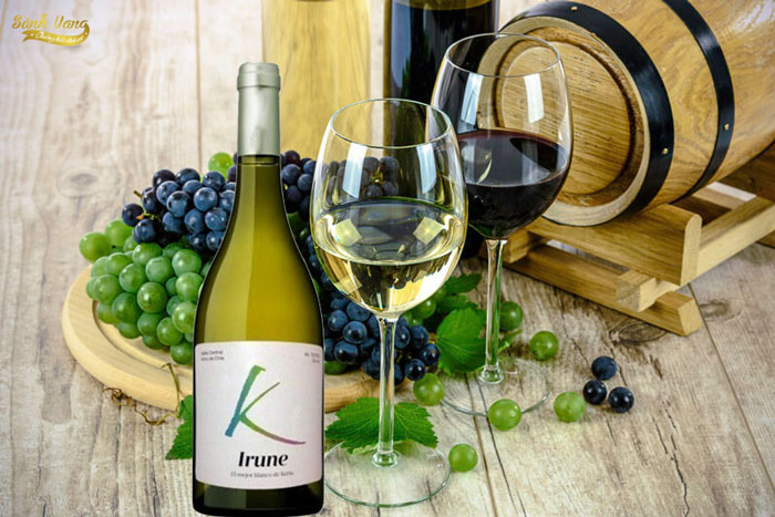 Rượu vang Chile